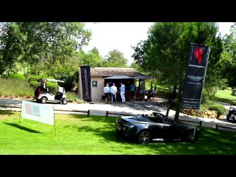 Golf Country Club Cannes Mougins   Sunseeker Competition HD