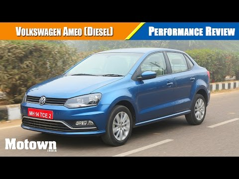 Volkswagen Ameo TDI Road Test Review