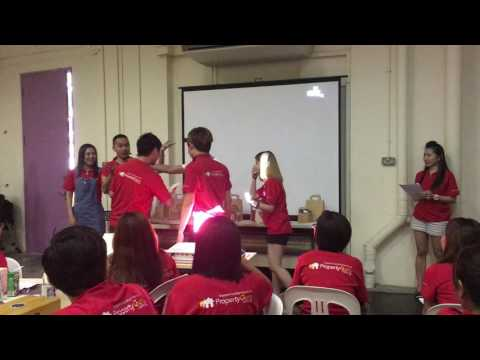 Propertyguru team bonding Singapore