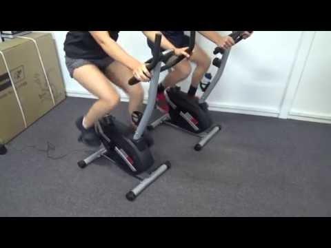 Bodyworx Alpha Bike Demo - Australian Product Review