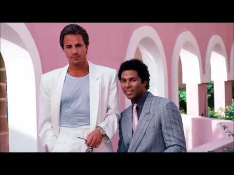 The Pointer Sisters  Im So Excited Miami Vice OST