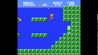 Super Mario Bros - World 2 Deathless - User video