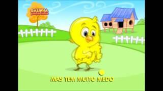 Galinha Pintadinha Vol 1 O Pintinho Amarelinho