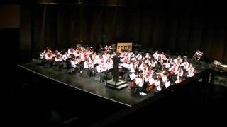 2014-15 GMYS Concert Orchestra ** Frosty