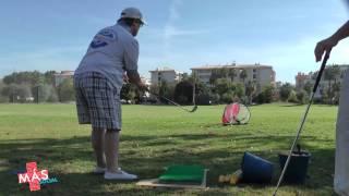 Golf para alumnos del Centro Doble Amor
