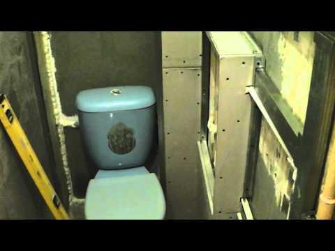 видео: Разделение общей вентиляции туалета и ванной