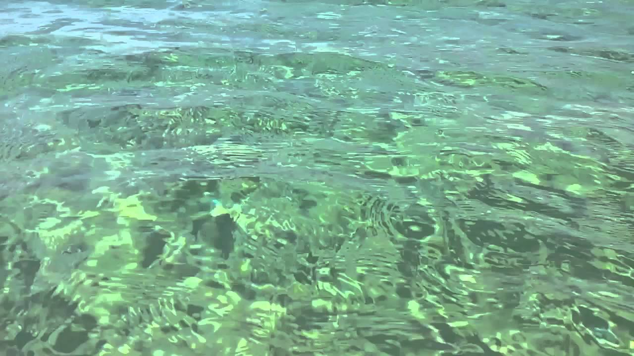 sea water youtube