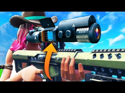 *NEW* THERMAL SCOPE SNIPER!! - Fortnite Funny WTF Fails and Daily Best Moments Ep.898