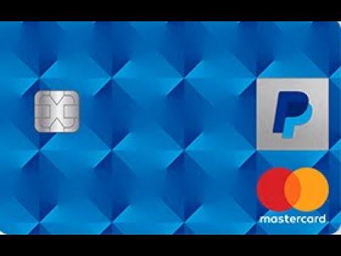 Synchrony Bank Credit Cards >> Paypal 2 Mastercard Synchrony Bank Credit Card Review