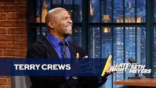 Terry Crews Is Proof That Fart Jokes Work