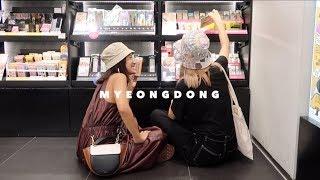 Shopping for Korean Nail Art in Myeongdong 💅