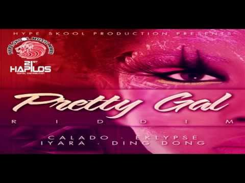 Pretty Gal Riddim MIX[September 2012] - Hype Skool Production