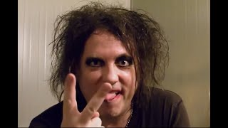 The Cure - Dressing Up (Video Clip focus on the Adorable Robert Smith)