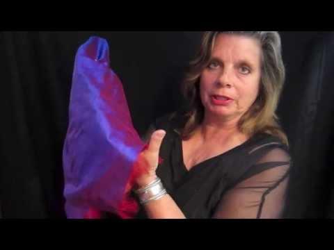 Tutorial Tuesday: Dupioni Silk Wrap