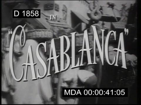 Casablanca - Movie Trailer