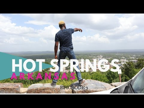 What To Do In Arkansas?  Ep. 3 Hot Springs   Things To Do