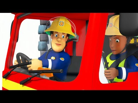 Fireman Sam full episodes HD   Whale Watch - Rescue with Neptune 🌊World Ocean day 🚒🔥Kids Movie