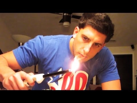 CANDLE FLAME TRICK