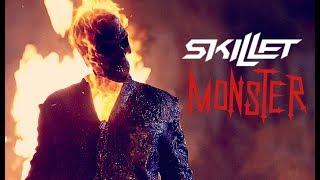 Dreadwing - КЛИП 💀ПРИЗРАЧНЫЙ ГОНЩИК💀 (Skillet-Monster)