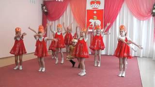 Русский народный танец «Уральский самовар»
