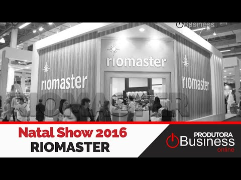 Natal Show 2016 RioMaster