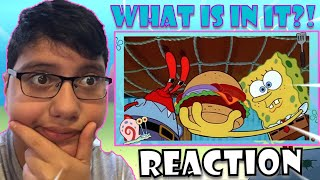 Greenninjatale Reacts To Film Theory: The Secret Ingredient of SpongeBob's Krabby Patty