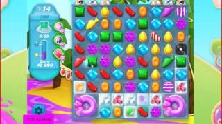 Candy Crush SODA SAGA level 708 NO BOOSTERS