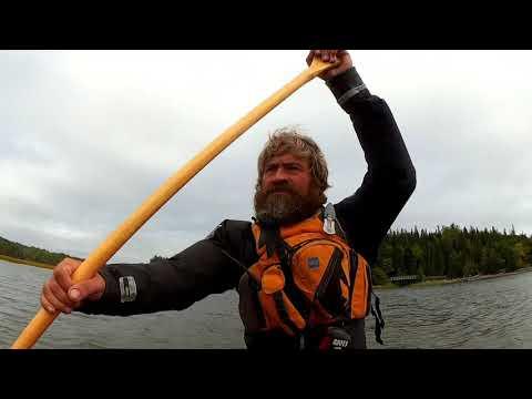 Paddling Cape Breton- Mabou River Estuary- Nova Scotia