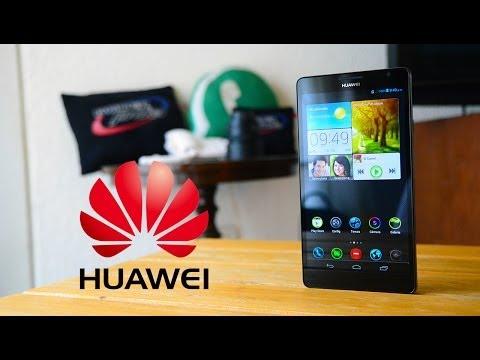 Huawei Ascend Mate en Mexico - Análisis