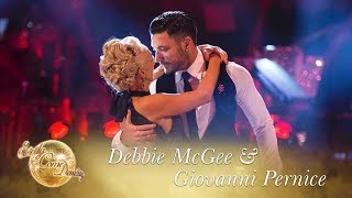 debbie and giovanni tango to i gotta feeling strictly come dancing 2017