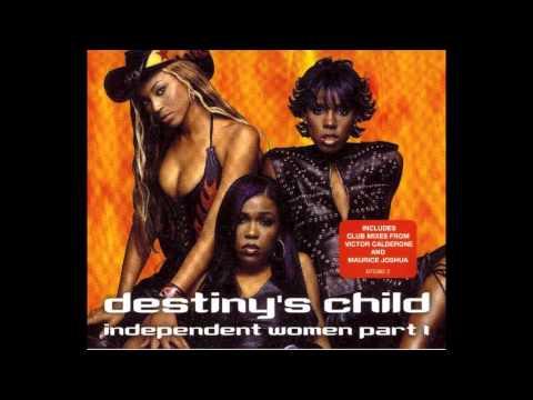 Destinys Child  Independent Woman 1 WLyrics