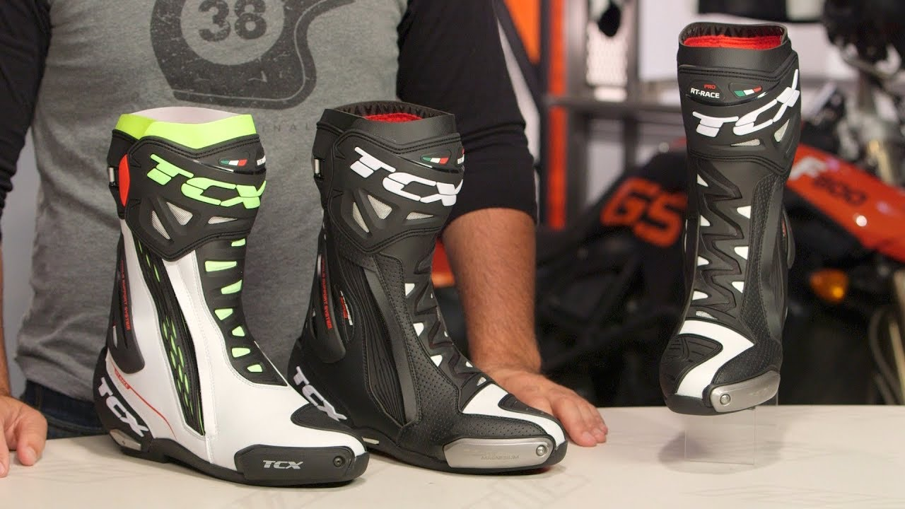 TCX RT-Race Pro Boots Review at