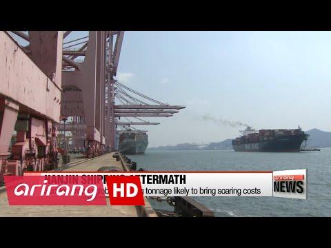 Hanjin Shipping pandemonium shocks global trade market