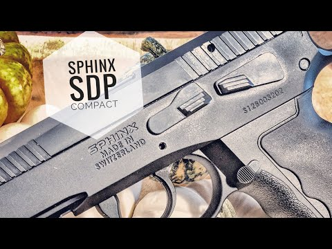 Sphinx SDP Compact Alpha review: like the CZ P-07, but