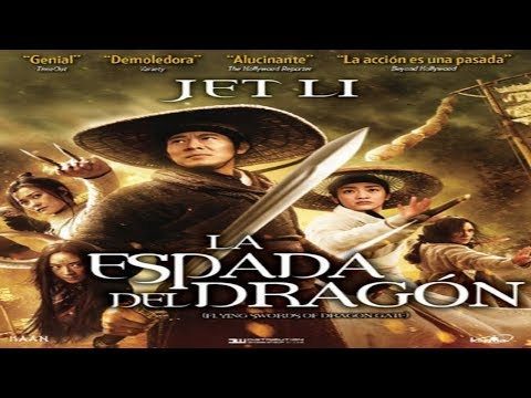 LA ESPADA DEL DRAGON,PELICULA COMPLETA ESPAÑOL,JET LI,ARTES MARCIALES,Flying Swords of Dragon Gate