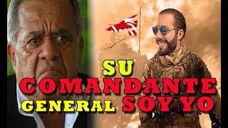 PRESIDENTE PONE EN SU LUGAR AL Chato Vargas luego de cuestionarlo