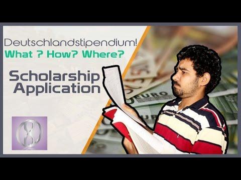 Deutschlandstipendium (Germany Scholarship) 1 | 08 Class