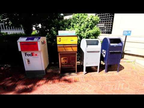 ^MuniMeter.com @ ColumbiaU - Low FedEx/UPS/USPS