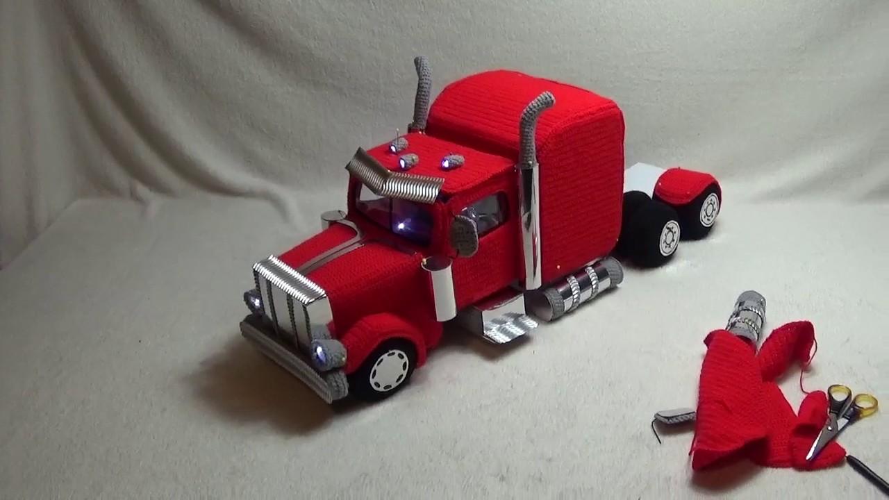 Truck Häkeln Youtube Auto Häkeln Tutorial Youtube