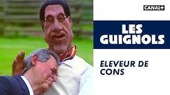 Éleveur de cons - Les Guignols - CANAL+