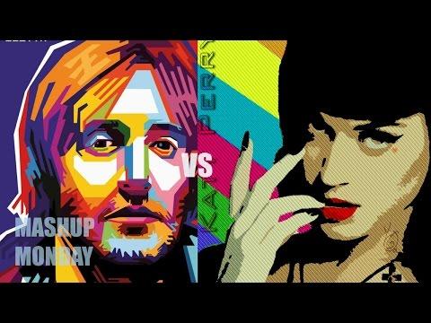 David Guetta & Katy Perry Ft Kid Cudi & Juicy J - Memories VS Dark Horse //Mashup Monday