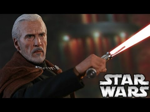 Why Dooku TERRIFIED Palpatine After Fighting Yoda - Star Wars Explained