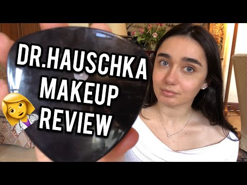 Dr.Hauschka organic natural makeup