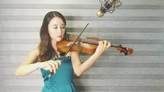 JC-说散就散小提琴版 (JC-Break up if you say so violin cover)
