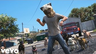 Who Let The Dogs Out 🎵 (GTA 5 Official Music Video)