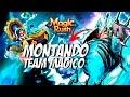 MONTANDO TEAM MÁGICO || MAGIC RUSH #14