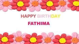 Fathima   Birthday Postcards & Postales - Happy Birthday