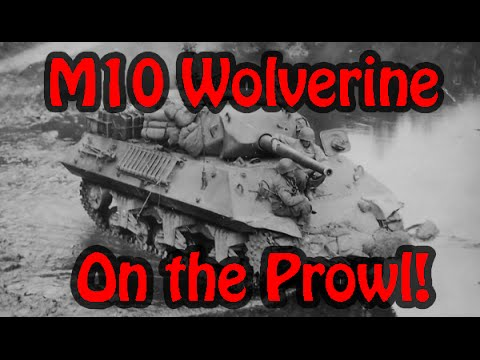 M10 Wolverine FIRST LOOK! - Heroes and Generals