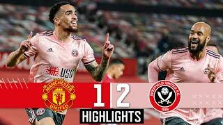 Manchester United 1-2 Sheffield United | EPL Premier League Highlights | Bryan & Burke down Man Utd!