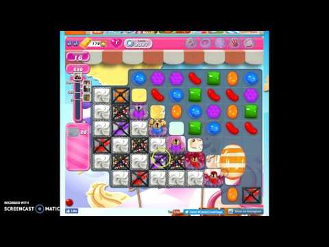 Candy Crush Level 2327 help w/audio tips, hints, tricks